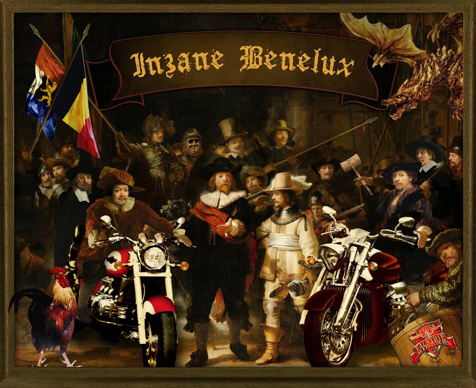INZANE X – 2015 - BENELUX